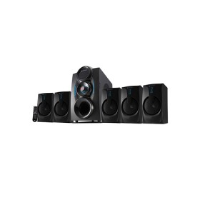 Zebronics Zeb - Bt9451 Rucf 5.1 Multimedia Speaker Home Theater